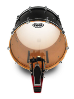 "Evans BD22G1 - G1 Clear 22"" Bass LEVEL360"