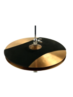Evans SO14HAT - Sordina SoundOff per Hi-Hat da 14