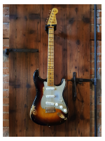 Fender Limited Edition Golden 1954 Heavy Relic Stratocaster Gold Hardware
