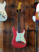 Fender Custom Shop 1962 Stratocaster Relic RW Fiesta Red
