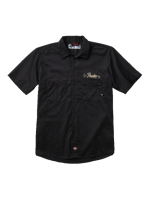 Fender 60th Anniversary Jazzmaster Workshirt, Black, L