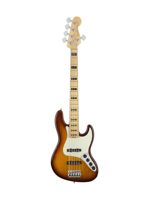 Fender American Elite Jazz Bass V Mn Tobacco Burst