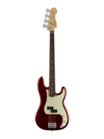 Fender American Professional Precision Bass Rw Candy Apple Red