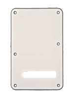 Fender Backplate Stratocaster White