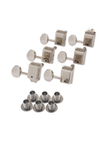 Fender Classic Gear Tuners Chrome