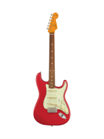 Fender Classic Series 60s Stratocaster Lacquer PF Fiesta Red