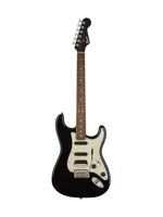 Fender Contemporary Stratocaster HSS Black Metallic