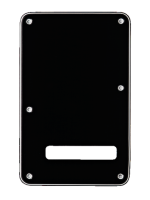 Fender Backplate Stratocaster Black