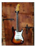 Fender Custom Shop Journeyman Relic Postmodern Stratocaster