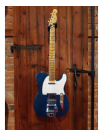 Fender Custom Shop Limited Twisted Tele Journeyman Relic Aged Blue Sparkle