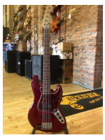 Fender Deluxe Active Jazz Bass CAR