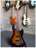 Fender Jaco Pastorius Jazz Bass Fretless