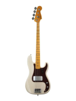 Fender Postmodern Bass Journeyman Relic Aged White Blonde