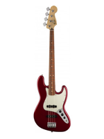 Fender Standard Jazz Bass Pau Ferro Candy Apple Red