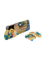 Fender Woodstock Pick Tin Tie Dye