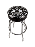 Fender Worldwide Barstool Black 24