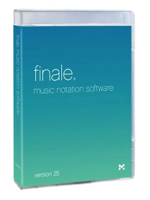 Finale Music Software Finale 25 Academic