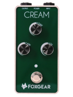 Foxgear Cream Screamer Overdrive