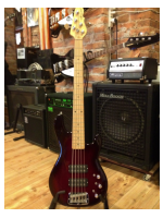G & L Tribute L2500 RedBurst MP