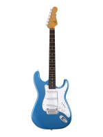 G & L Tribute Legacy Lake Placid Blue