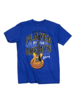 Gibson Played By the Greats Royal Blue Small