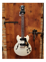 Gibson CS-336 Mahogany TV White