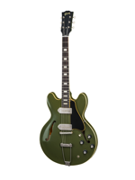 Gibson ES-330 VOS 2018 Olive Drab Green