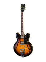 Gibson ES-335 Anchor Stud Bigsby VOS 2018 Antique Vintage Sunburst