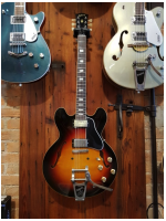 Gibson ES-335 Anchor Stud Bigsby VOS 2017