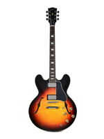 Gibson ES-335 Figured 2018 Antique Sunset Burst