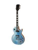 Gibson Les Paul Deluxe Player Plus 2018 Satin Ocean Blue