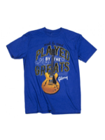 Gibson Played by the greats royal Blue