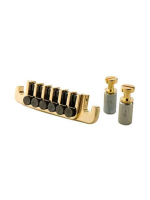 Gibson TP-6 Tailpiece Gold With studs & inserts PTTP-040