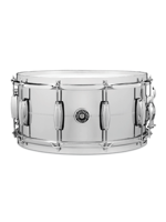 Gretsch GB-4164 - Brooklyn Chrome Over Brass Snare Drum