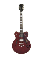 Gretsch G2622 Streamliner Walnut Stain Double Cut