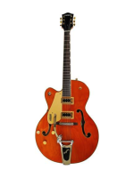 Gretsch G5420TGLH-59 Electromatic with Bigsby Orange Stain Left handed