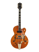 Gretsch G6120 Eddie Cochran Signature Hollow Body with Bigsby Western Maple Stain
