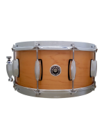 Gretsch GB-6514 - Brooklyn Snare Drum In Satin Natural