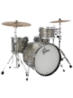 Gretsch GB-E403 - Batteria 3 Pezzi Brooklyn in Grey Oyster