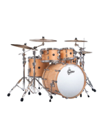 Gretsch RN2-E8246 - Batteria 4 Pezzi Renown Maple In Gloss Natural