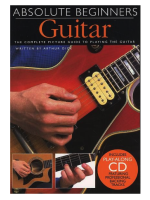 Hal Leonard Absolute Beginners guitar