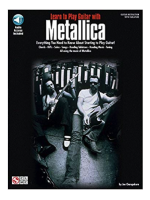 Hal Leonard Lear to Play Guitar Whit Metallica
