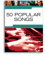 Hal Leonard 50 Popular Songs