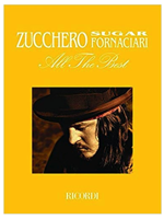 Hal Leonard All the Best zucchero