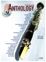 Carisch Anthology Clarinet Vol.1