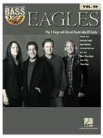 Hal Leonard Bass Play Along EAGLES