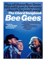 Hal Leonard Bee Gees The Chord Songbook