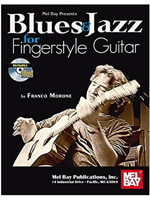 Hal Leonard Blues & Jazz for Fingerstyle guitar