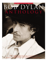 Hal Leonard Bob Dylan Anthology