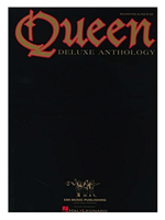 Hal Leonard Deluxe Anthology QUEEN